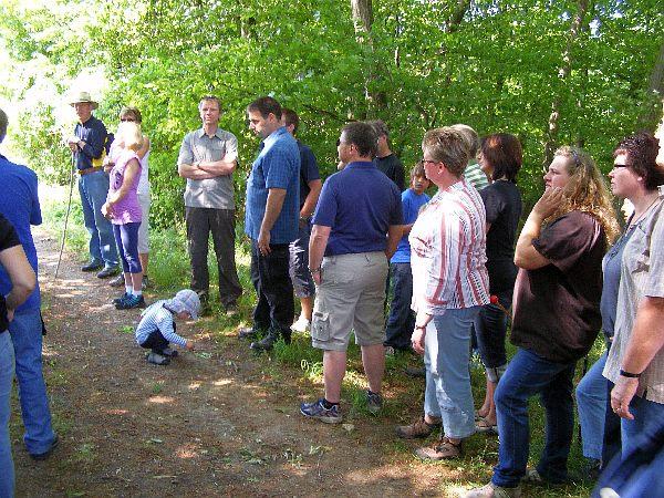 Waldbegang Forst, 05.06.2011