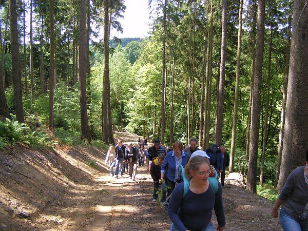 Waldbegang Forst 10.06.12