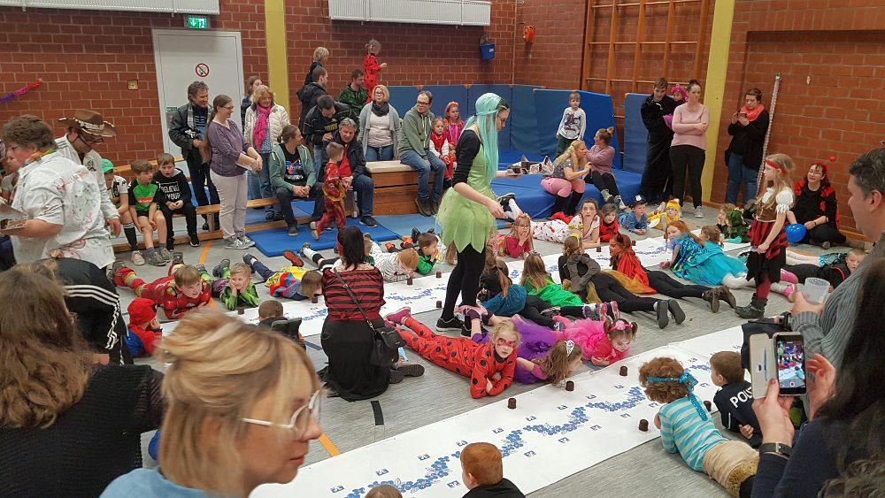 Kinderkarneval Lödingsen