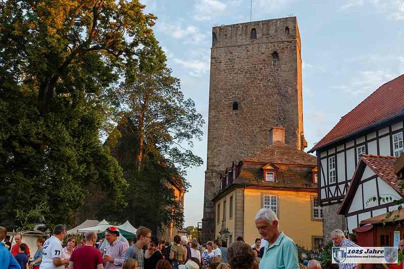 Turmfest 2015, 1025 Jahre