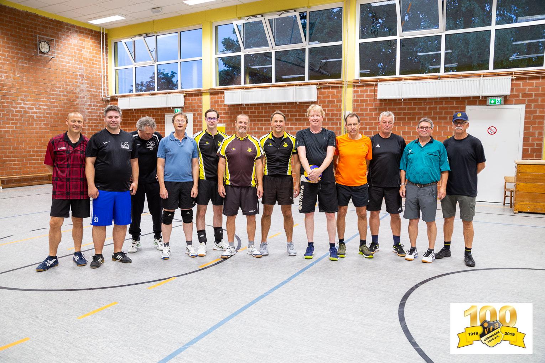 VfB 100 Volleyball