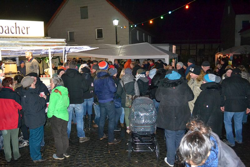 Weihnachtsmarkt, 20.12.2014