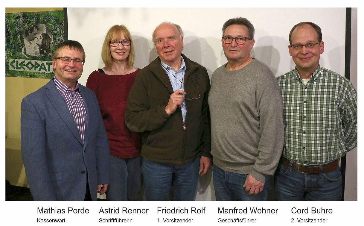 VfB-Vorstand