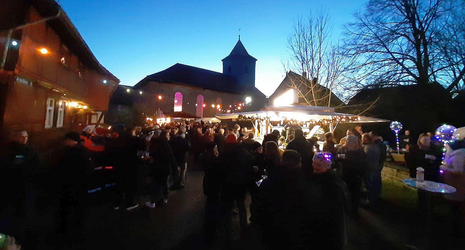 Weihnachtsmarkt Lödingsen